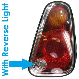 Replacement Rear Light for BMW Mini One / Cooper - 2004-06  - Offside Preview